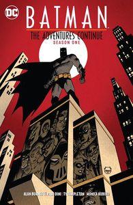 [Batman: The Adventures Continue (Product Image)]