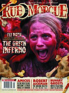 [Rue Morgue Magazine #154 (Product Image)]