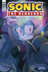 [Sonic The Hedgehog #42 (Cover A Tramontano) (Product Image)]