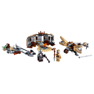 [LEGO: Star Wars: The Mandalorian: Trouble On Tatooine (Product Image)]
