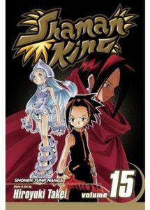 [Shaman King: Volume 15 (Product Image)]