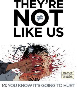 [They're Not Like Us #14 (Product Image)]