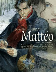 [Matteo: Volume 1: 1914-1915 (Hardcover) (Product Image)]