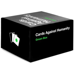 [Cards Against Humanity: Green Box Expansion (Product Image)]