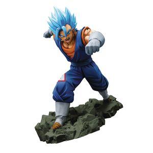 [Dragon Ball Z: Dokkan Battle Collab Statue: Super Saiyan God Super Saiyan Vegetto (Product Image)]