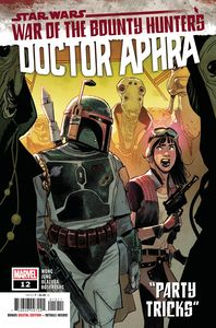 [Star Wars: Doctor Aphra #12 (Wobh) (Product Image)]
