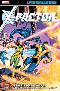 [X-Factor: Epic Collection: Genesis & Apocalypse (New Printing) (Product Image)]