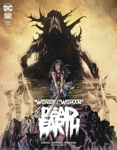 [Wonder Woman: Dead Earth #1 (Black Label Edition) (Product Image)]