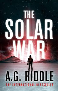 [The Long Winter: Book 2: The Solar War (Hardcover) (Product Image)]
