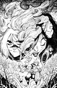 [Last Witch #5 (Cover C Corona Black & White Virgin Variant) (Product Image)]