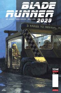 [Blade Runner: 2029 #4 (Cover B Mead) (Product Image)]