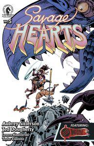 [Savage Hearts #5 (Product Image)]
