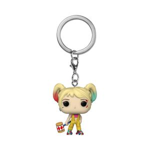 [Birds Of Prey: Pop! Keychain: Harley Quinn Booby Trap (Product Image)]