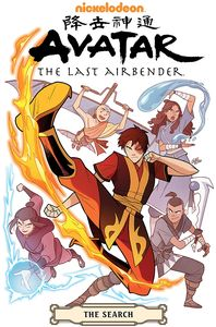 [Avatar: The Last Airbender: The Search: Omnibus (Product Image)]