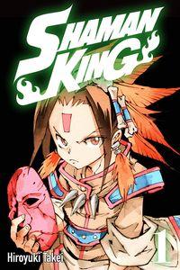 [Shaman King: Omnibus 1 (Volumes 1-3) (Product Image)]