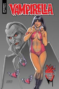[The cover for Vampirella: Valentines Special (One Shot) (Cover A Linsner)]