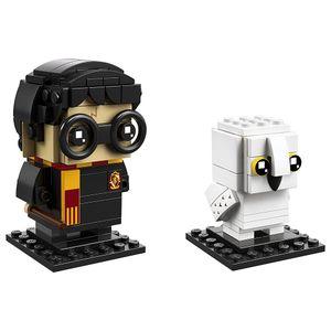 [LEGO: BrickHeadz: Harry Potter: Harry & Hedwig (Product Image)]