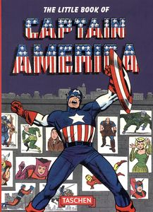 [Little Book Of Captain America (Product Image)]