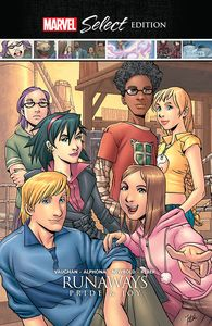[Runaways: Pride & Joy: Marvel Select (Hardcover) (Product Image)]