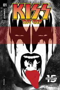 [Kiss: The End #1 (Cover B Fornes) (Product Image)]