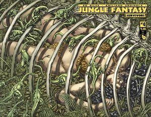 [Jungle Fantasy: Survivors #4 (Wrap) (Product Image)]