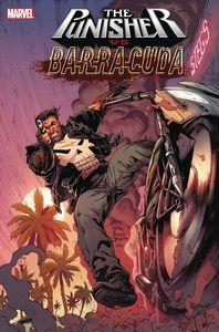 [Punisher Vs Barracuda #1 (Product Image)]