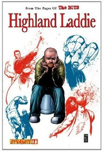 [The Boys: Volume 8: Highland Laddie (Titan Edition) (Product Image)]