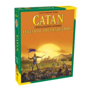 [Catan: Legend Of The Conquerors: Cities & Knights Scenario (Product Image)]
