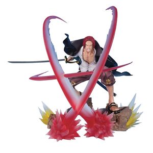 [One Piece: Figuarts Zero Figure: Shanks (Sovereign Haki) (Product Image)]