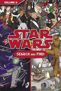 [Star Wars: Search & Find: Volume 2 (Hardcover) (Product Image)]