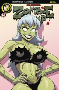 [Zombie Tramp: Ongoing #79 (Cover C Young) (Product Image)]