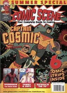 [Comic Scene UK Magazine: Volume 2 #5 (Product Image)]