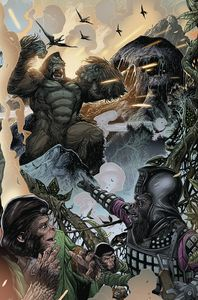 [Kong On Planet Of Apes #2 (Connecting Magno Variant) (Product Image)]