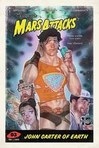 [Warlord Of Mars Attacks #3 (Cover D Caldwell) (Product Image)]