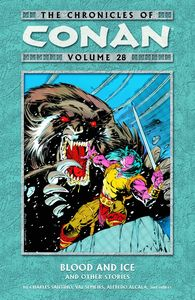 [Chronicles Of Conan: Volume 28: Blood & Ice (Product Image)]