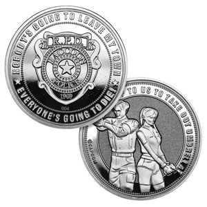 [Resident Evil 2: Limited Edition Coin (Product Image)]