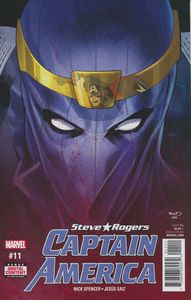 [Captain America: Steve Rogers #11 (Product Image)]
