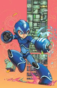 [Mega Man Fully Charged #2 (Cover C Rocafort Variant) (Product Image)]