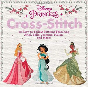 [Disney Princess: Cross Stitch (Product Image)]