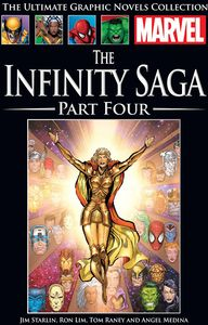 [Marvel: Graphic Novel Collection: Volume 178: Infinity Saga Part 4 (Product Image)]