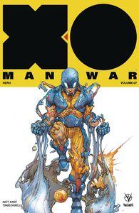 [X-O Manowar (2017): Volume 7: Hero (Product Image)]