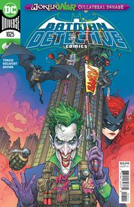 [Detective Comics #1025 Joker War (Product Image)]