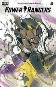 [Power Rangers #5 (Cover F  Momoko) (Product Image)]