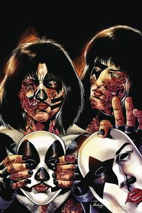 [Kiss: Zombies #5 (Buchemi Virgin Variant) (Product Image)]