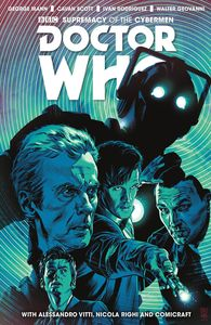 [Doctor Who: Supremacy Of The Cybermen (Forbidden Planet Signed Mini Print Edition) (Product Image)]