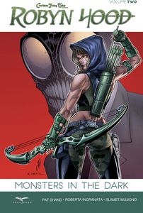 [Robyn Hood: Volume 2: Monsters In The Dark (Product Image)]