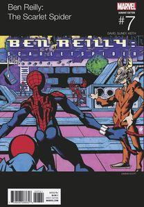 [Ben Reilly: Scarlet Spider #7 (Scott Hip Hop Variant) (Product Image)]