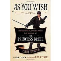 [Cary Elwes Signs 'As You Wish' (Product Image)]