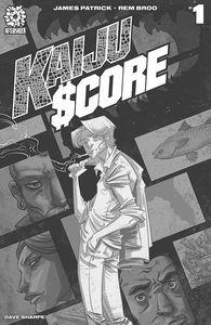 [Kaiju Score #1 (Cover A Broo) (Product Image)]