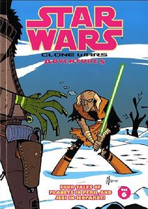 [Star Wars: Clone Wars Adventures: Volume 6 (Product Image)]